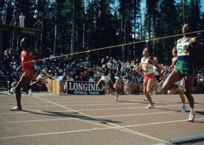 Echo Summit 1968 200m John Carlos 19.92