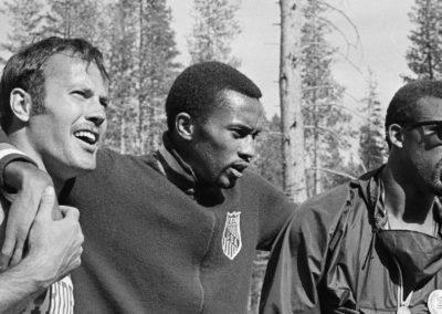 Echo Summit 1968 Tommie Smith & John Carlos