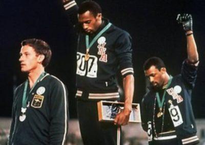 Mexico City OG 1968 m200 medal ceremony
